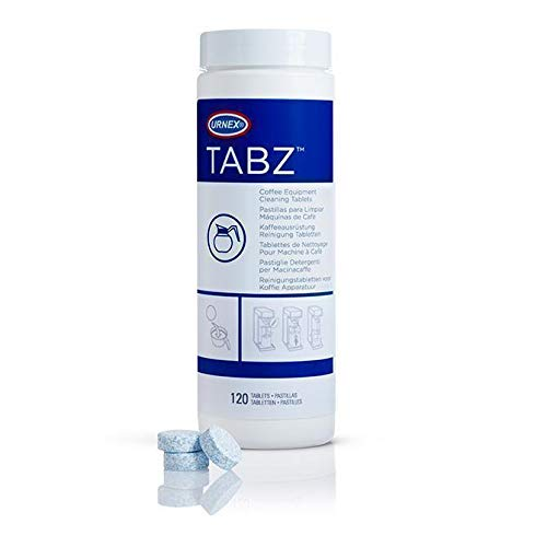 Urnex TABZ Coffee Brewer Cleaning Tablets - Size Options Available by Urnex PAKZ (Image #1)