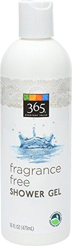 365 Everyday Value, Fragrance Free Shower Gel, 16 Ounce