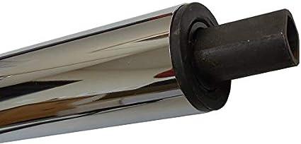Hot Rod Polished Tilt Manual style Steering Column 28 GM No Key