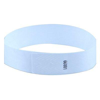 Ticket Alternative White Tyvek Wristbands product image