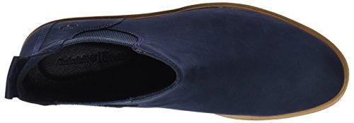 Timberland Damen Ellis Street Chukka Boots Blau (dark Eclissi Totale Nubuck L42)