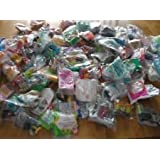20 Assorted Vintage Toys and Animals from McDonalds/Burger King Happy Meals - Great for Birthday Parties, prizes, fundraisers