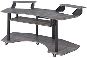 Best home office desk: Acme Furniture Eleazar Music Recording Studio Desk