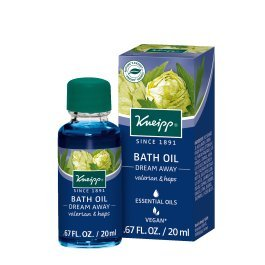 Kneipp Valerian and Hops Bath Oil, Travel Size .67 fl oz ()