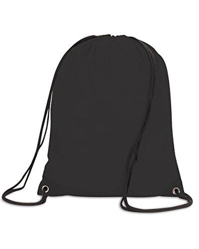 Nylon Bolsa Negro Shugon Popular Stafford Cordón Con Ajustable Mochila Classic wFRqRI0Unx