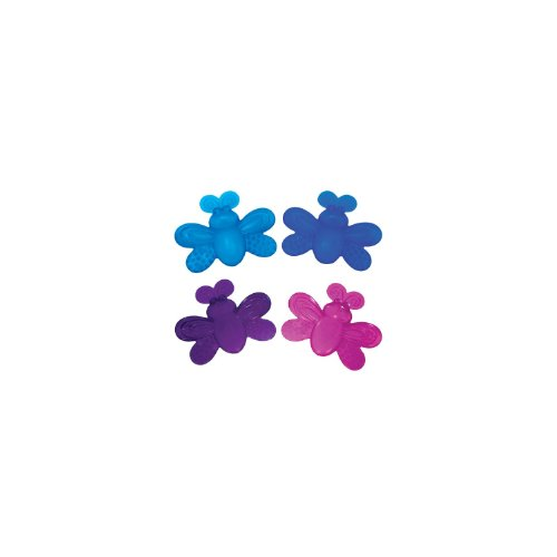 Water Teethers Sassy Filled (Sassy Chill and Teethe Water Filled Teethers Blue)