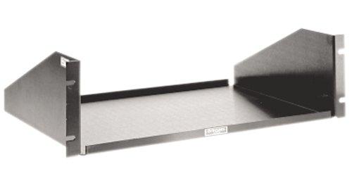 Ortronics - 60400550 - (Priced Each) Shelf Keyboard 19 Rack Mount for Full Size Keyboard Black