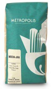 Mocha Java Blend, Metropolis Coffee 12 oz bag, Whole Bean Coffee Cabernet Sauvignon Strawberry Wine