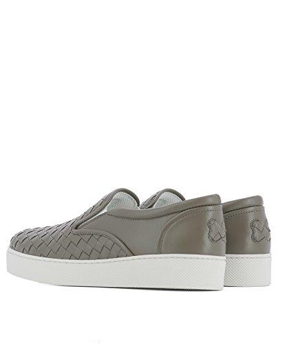 Chaussures De Gris Design Femme Skate Cuir Zanotti Giuseppe 370760V00132905 I0wYYq