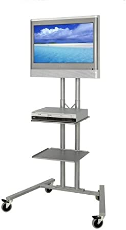 TELEVISOR LCD AV SCIM HOPCO Carrito DE FUNCIÓN Atril Ahora con UNA Sola Incluye Estante: Amazon.es: Electrónica