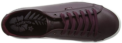 Homme Tovni Lacer Kickers Rouge Basses nBwtYn0q8