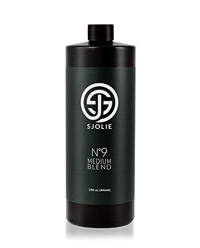 Spray Tan Solution - SJOLIE No. 9 - Medium/Dark Blend (32oz) by SJOLIE SUNLESS