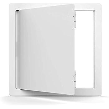 Acudor PA1212 Pa-3000 Plastic Access Door 12x12 Plastic 14  Height  sc 1 st  Amazon.com & Amazon.com : Elmdor Dry Wall Access Door 12