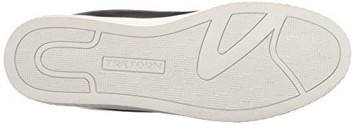 Sneaker In Pelle Nera Uomo Tretorn