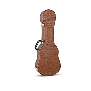 Zacheril Gitarren-Tasche Klassische Akustikgitarrentasche mit Tasche Gitarren-Tasche Carry Case (Size : 21inch)