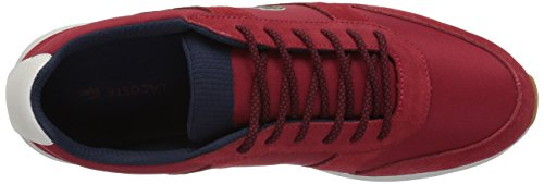 Lacoste Hombres Joggeur 417 1 Sneaker Red / Navy