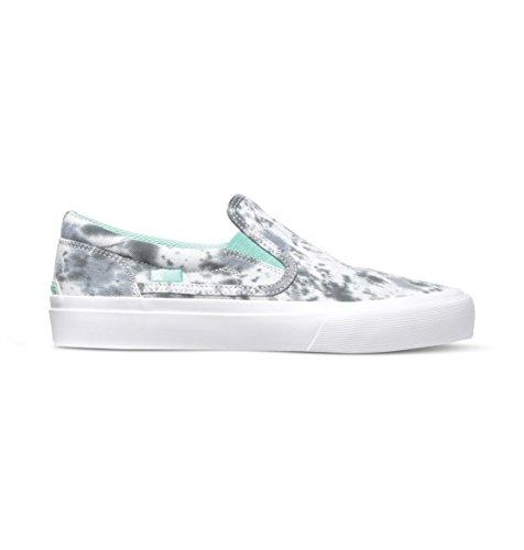 DC Shoes Damen, Sneaker, Trase j Shoe, Grau (Grey Feather Camo) grau (Grey Feather Camo)