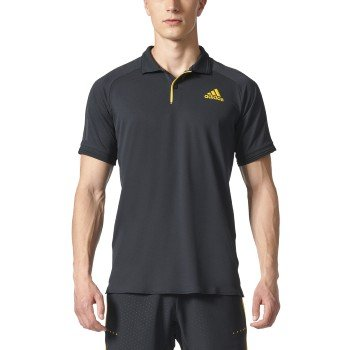 adidas Men's Tennis Barricade Polo Tee