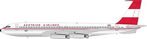 Austrian Airlines 707-329 OE-LBA (1:200)