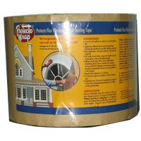 Protecto Wrap 843606sw Flexible Window Tape, 6'' X 50' by Manufacturers Direct