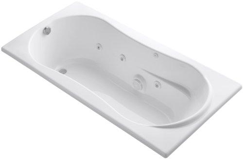 (KOHLER K-1157-0 7236 Whirlpool, White)