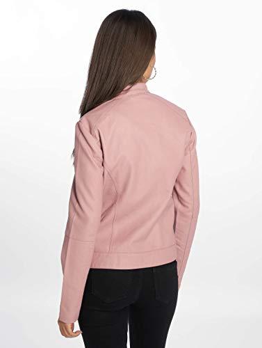 Jacqueline Jdydallas De in Giacche donna Yong rosa da Giacca pelle qg8xE