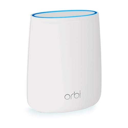 🥇 NETGEAR Orbi Mesh WiFi Add-on Satellite – Works with Your Orbi Router