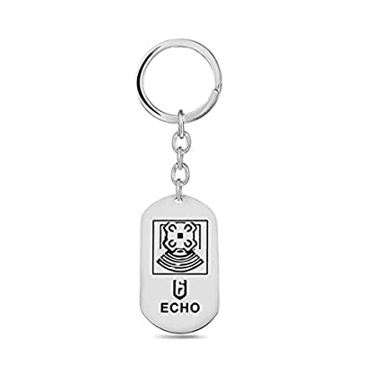 Value-Smart-Toys - New Game Rainbow Six Siege Keychains ...
