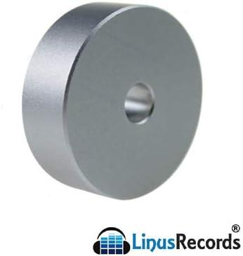 LinusRecords - Adaptador de Tocadiscos para Discos 45 RPM de ...