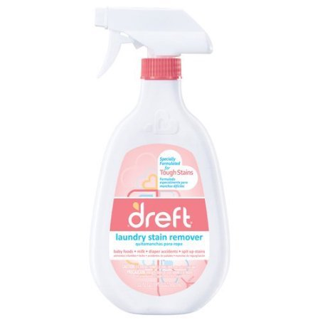 Dreft Laundry Stain Remover, 22 fl (Force Out Stain Remover)