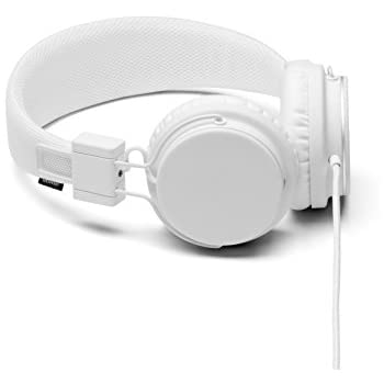 UrbanEars Plattan Over The Ear Headphones For Iphone Ipod Touch Android - White