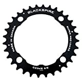 Blackspire Super Pro chainring, 104BCD - 32T black