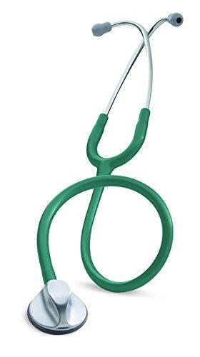 (3M Littmann Master Classic II Stethoscope, Pine Green Tube, 27 inch, 2634)