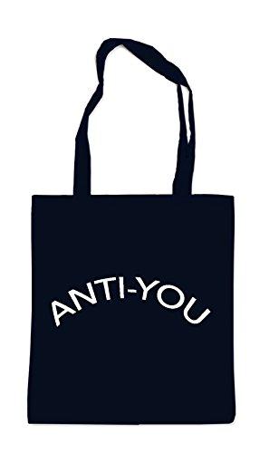 Anti-You Bolsa Negro