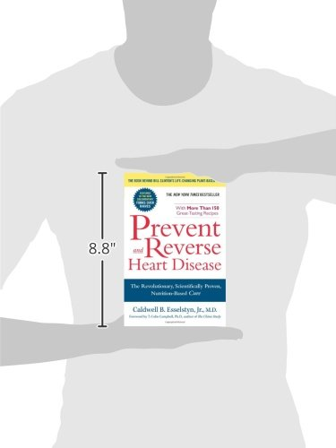 Prevent and Reverse Heart Disease: The Revolutionary, Scientifically Proven, Nutrition-Based Cure by Penguin Group Usa (Image #3)