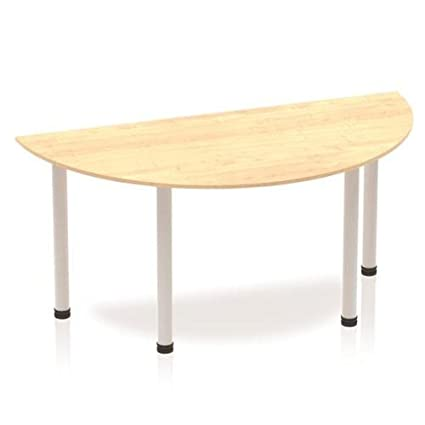 Sonix 142694 - Pata semicircular para poste de mesa (arce, 1600 mm ...