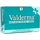 VALDERMA ANTIBACTERIAL SOAP BAR - 100 G