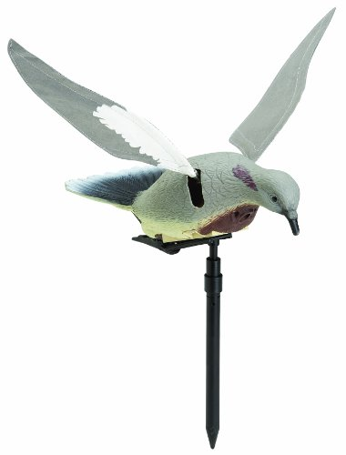 Lucky Duck Rapid Flyer Dove Hunting Decoy
