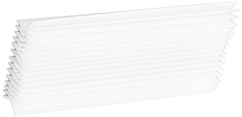 Image of Lifegard Aquatics ARP175026X Pl-9 Pleats for Aquarium Filter, 2 Per Bag
