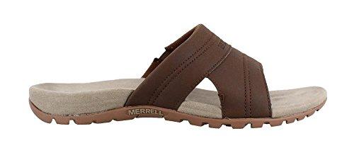 Merrell Men's Rift Sandals BLACK SLATE Sandspur BdrCxwqd