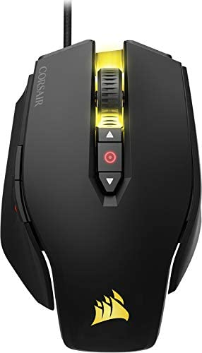 Corsair M65 Pro Rgb Optical Fps Gaming Mouse 12000 Dpi Optical Sensor Adjustable Weights 8 Programmable Buttons 3 Zone Rgb Multi Colour Backlighting Xbox One Compatible Black Amazon Co Uk Computers Accessories