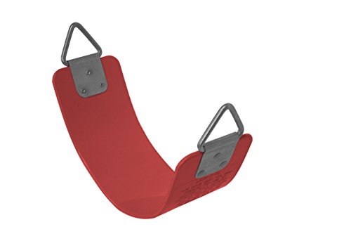 American Swing Red Strap Seat w/triangle Hardware Commerical or Residential