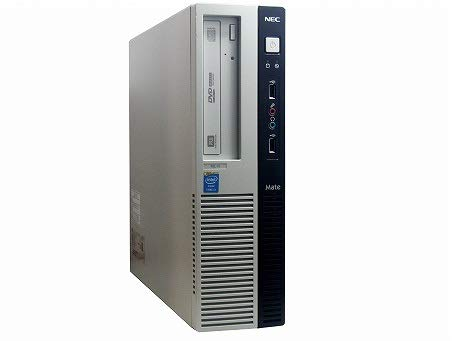 【爆売り!】 中古 NEC B07NDWFZRY デスクトップパソコン ML-H 単体 Windows10 NEC 64bit搭載 Core i5搭載 i5搭載 メモリー4GB搭載 HDD500GB搭載 DVDマルチ搭載 B07NDWFZRY, アップルスポーツ:3b8fedb5 --- arbimovel.dominiotemporario.com