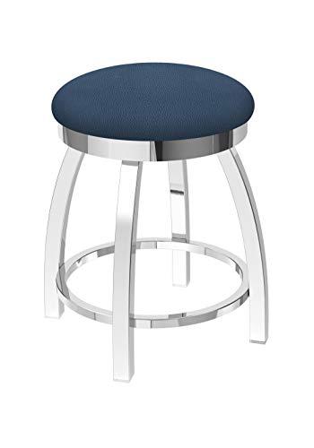 Holland Bar Stool Co. Misha Swivel Vanity Stool, 18 Seat Height, Rein Bay