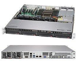 Supermicro Super Server Barebone System Components SYS-5018R-MR