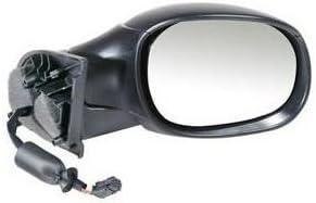 TRUPART LTD Citroen C3 2002-5//2010 Door Wing Mirror Electric Black O//S Driver Right