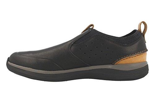 Negro GARRAT 26132422 Zapato Negro Slip Clarks nxXq8YFETw