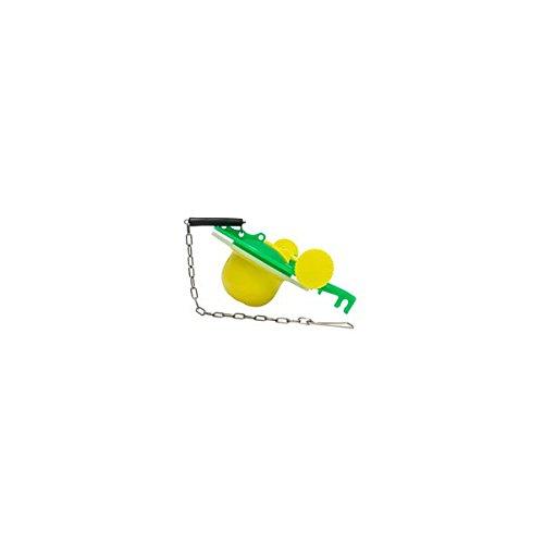 PLUMB PAK K835-90 Water Saver Flapper, 3''