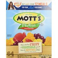Mott's Medleys Assorted Fruit Snack Pouches – 64 Count Thank you for using our service