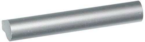 uxcell a15090900ux0476Pull mango cajón clóset 64mm redondo aluminio barra tirador tiradores 5pcs
